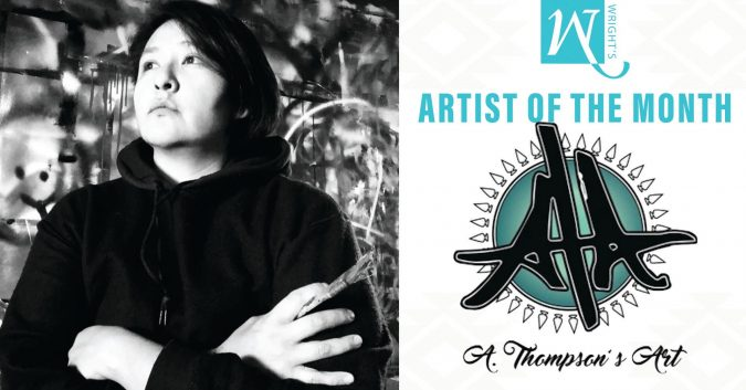 Artist of the Month – A. Thompson