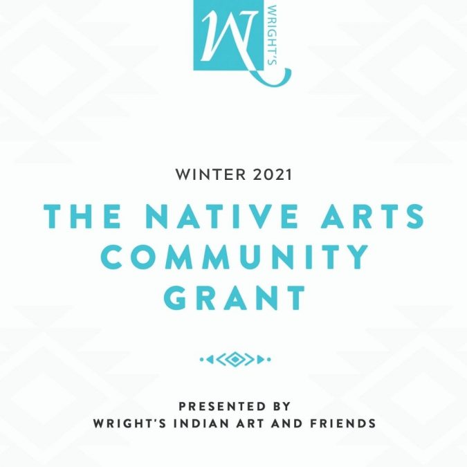Winter 2021 Native Arts Community Grant Winners