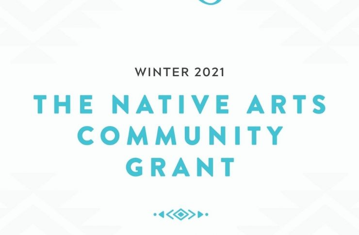 Winter 2021 Native Arts Community Grant Auction